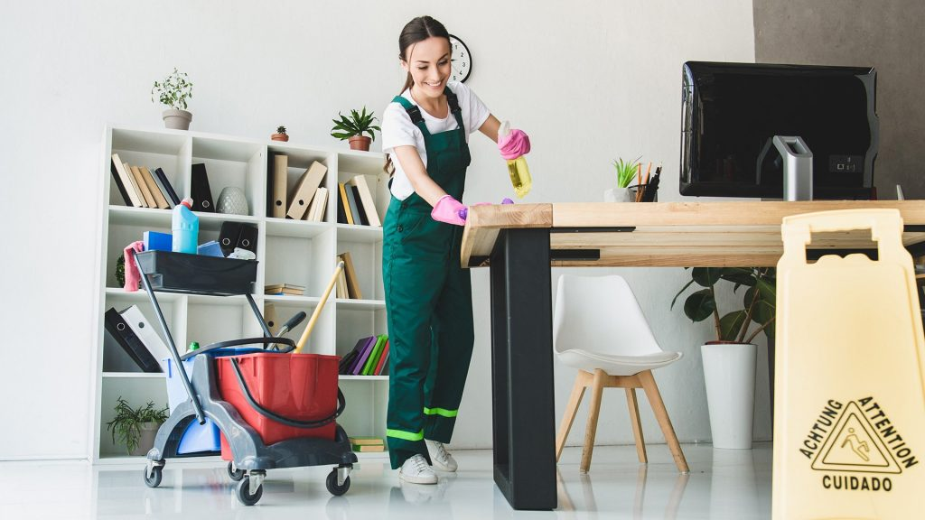 ADS Property Commercial Cleaning Property Services Property Management